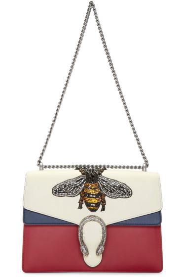 Gucci - Multicolor Large Dionysus Bag