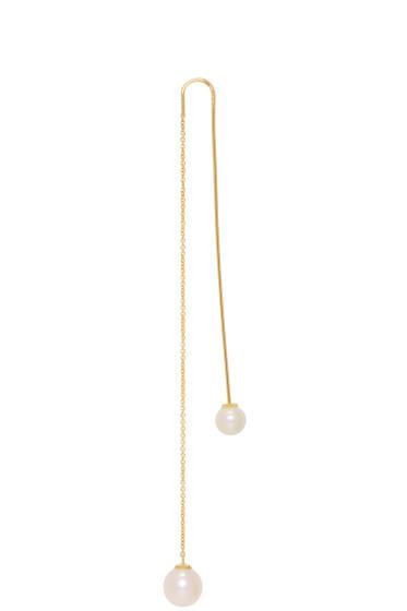 Delfina Delettrez - Gold Fishing for Compliments Earring
