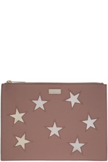 Stella McCartney - Pink Star Pouch
