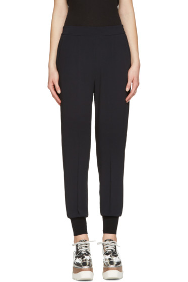 Stella McCartney - Navy Julia Trousers