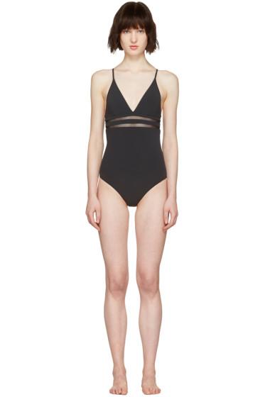 Stella McCartney - Black Timeless Swimsuit