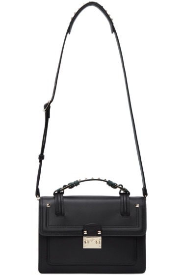 Valentino - Black Medium Cabana Bag