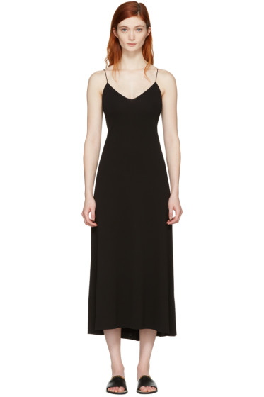 Calvin Klein Collection - Black Elsie Slip Dress