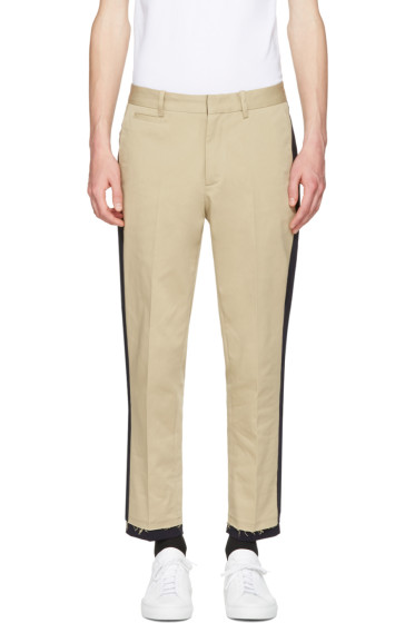 Tim Coppens - Tan Chino Trousers