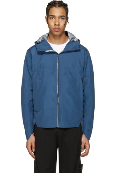 Arc'teryx Veilance - Navy Arris Hooded Jacket