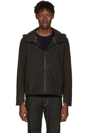 Arc'teryx Veilance - Black Isogon Hooded Jacket