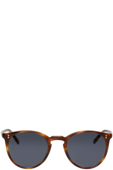 Oliver Peoples - Tortoiseshell The Row Edition O'Malley NYC Sunglasses