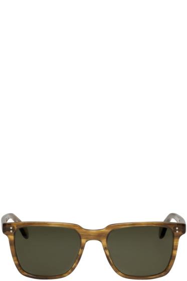 Oliver Peoples - Tortoiseshell NDG I Sunglasses