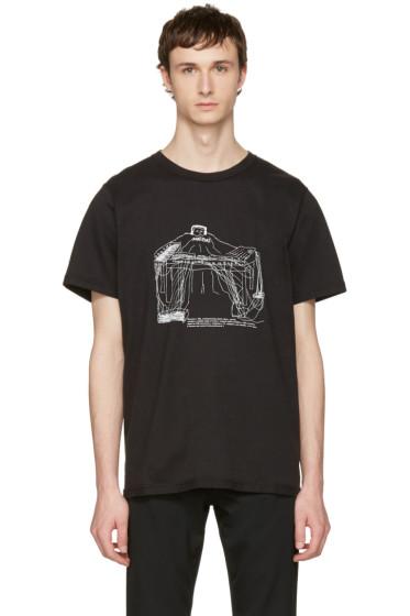 Yang Li - ブラック トリビュート T シャツ