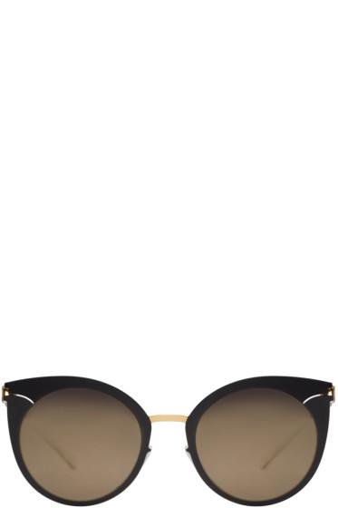 Mykita - Black Giulietta Decades Sunglasses