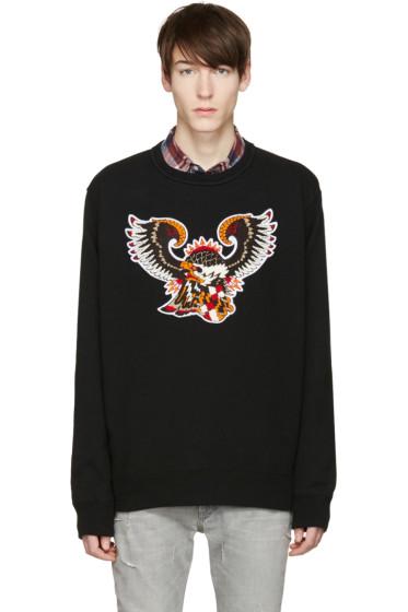 Facetasm - Black Eagle Pullover