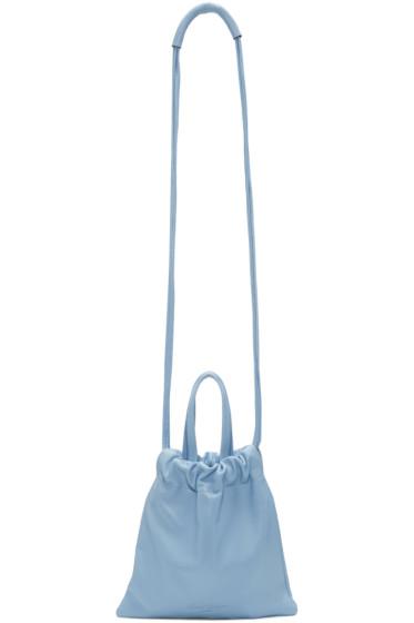 Robert Clergerie - Blue Snap Bag