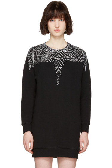 Marcelo Burlon County of Milan - Black Mercedes Dress