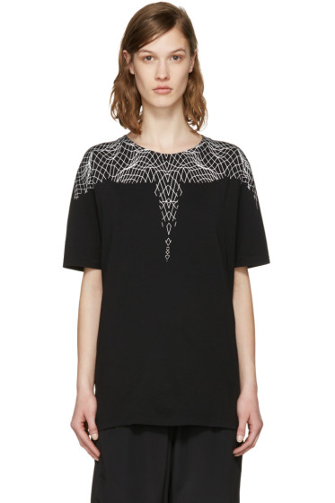 Marcelo Burlon County of Milan - Black Mercedes T-Shirt