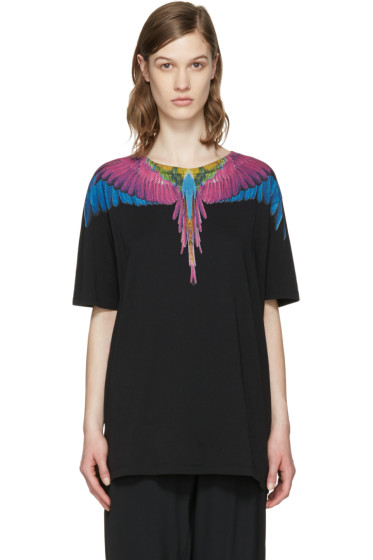 Marcelo Burlon County of Milan - Black Yona T-Shirt