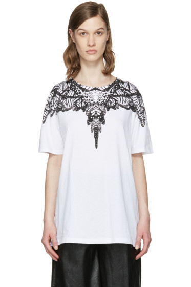 Marcelo Burlon County of Milan - White Ofelia T-Shirt