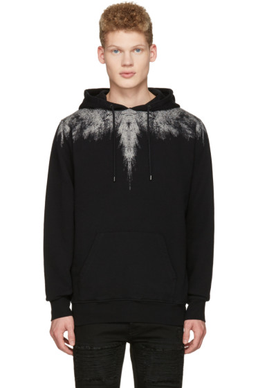 Marcelo Burlon County of Milan - Black Yago Hoodie