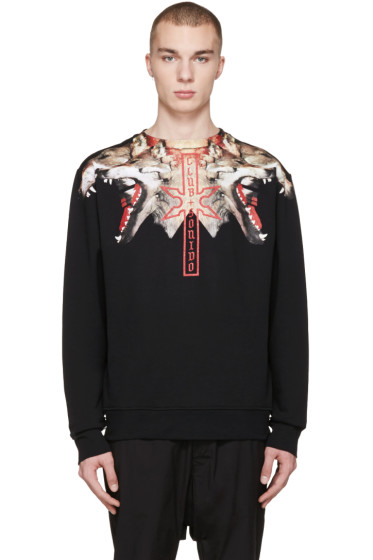 Marcelo Burlon County of Milan - Black Victor Pullover