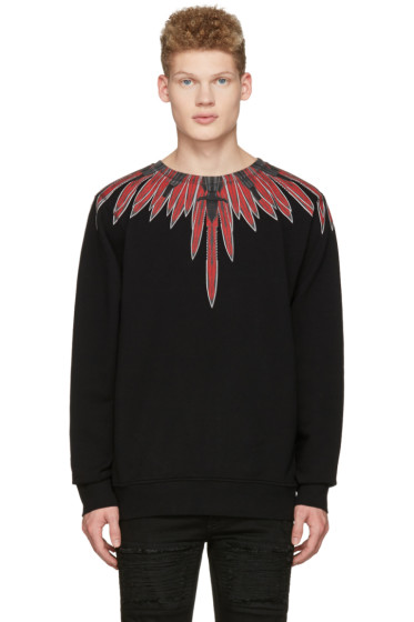Marcelo Burlon County of Milan - Black Teodoro Pullover