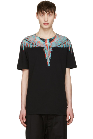 Marcelo Burlon County of Milan - Black Salvador T-Shirt