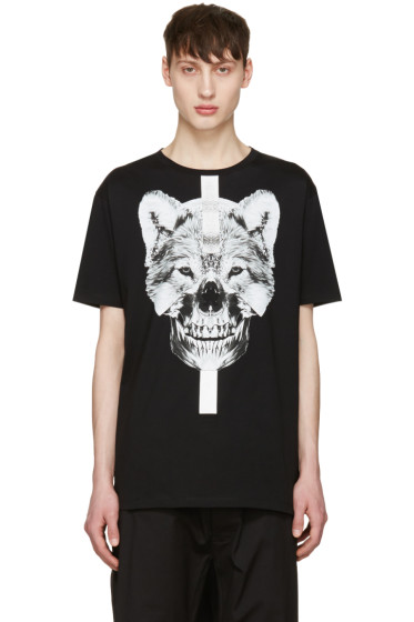 Marcelo Burlon County of Milan - Black Moises T-Shirt