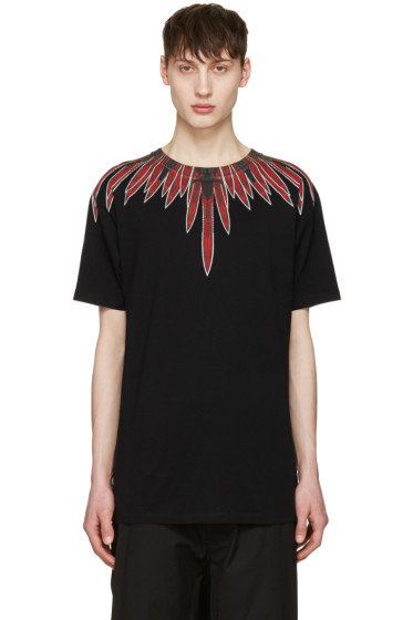 Marcelo Burlon County of Milan - Black Teodoro T-Shirt