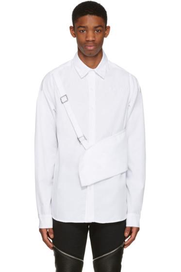 Hood by Air - White Celebutante Shirt