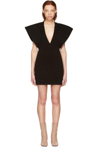 Jacquemus - Black 'La Longue Carmague' Dress