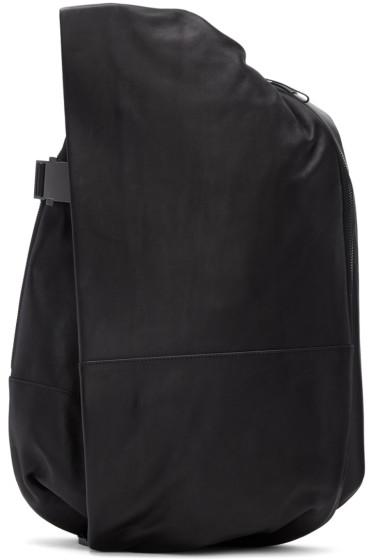 Côte & Ciel - Black Medium Isar Alias Backpack