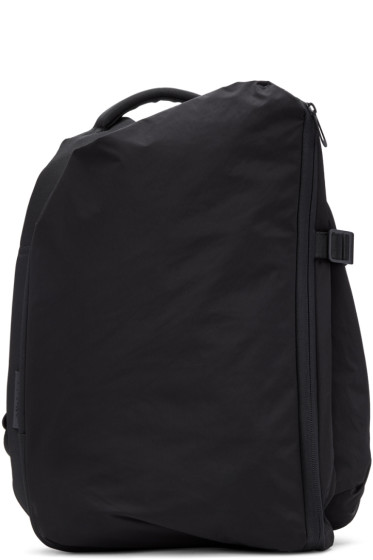 Côte & Ciel - Black Small Isar Memory Tech Backpack