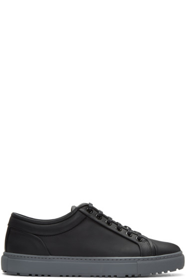 ETQ Amsterdam - Black Low 1 Sneakers