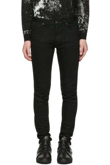 Lad Musician - Black Skinny Jeans
