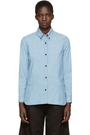 Isabel Marant Etoile - Blue Denim Abylon Shirt