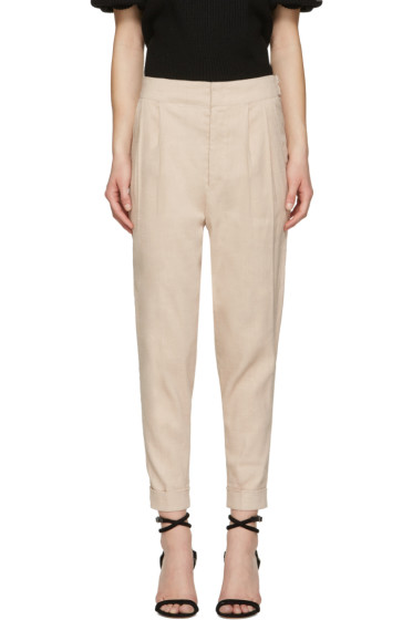 Isabel Marant - Pink Neyo Trousers