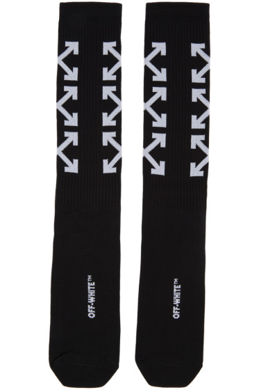 Off-White - Black Arrows Socks