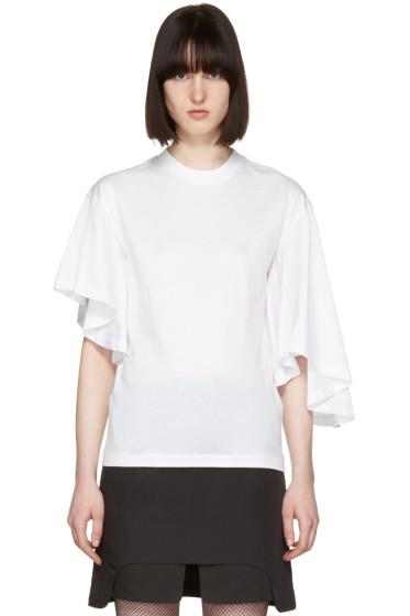 Toga - White Silkette T-Shirt
