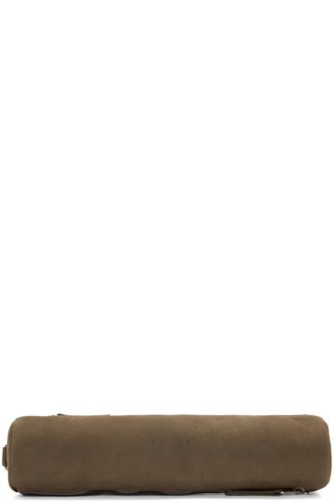 PB 0110 - Green Hawlin Pencil Pouch