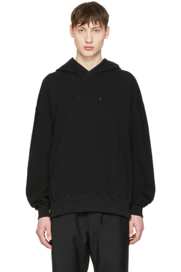 Undecorated Man - Black French Terry Hoodie