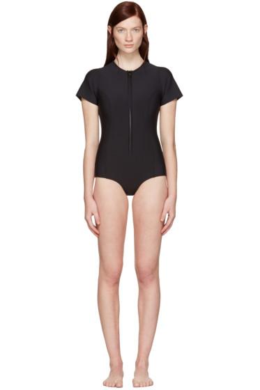 Lisa Marie Fernandez - Black Farrah Swimsuit