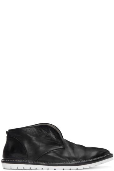 Marsèll Gomma - Black Sancrispa Boots