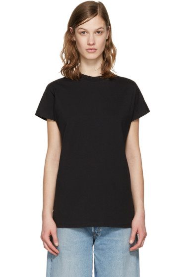 Won Hundred - Black Proof T-Shirt