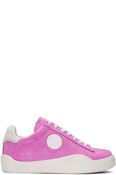 Eytys - Pink Wave Rough UV Sneakers