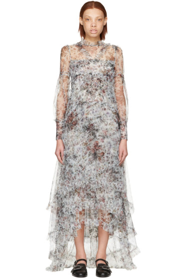 Erdem - White Stacey Dress