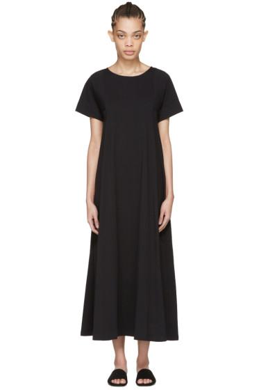Lemaire - Black T-Shirt Dress