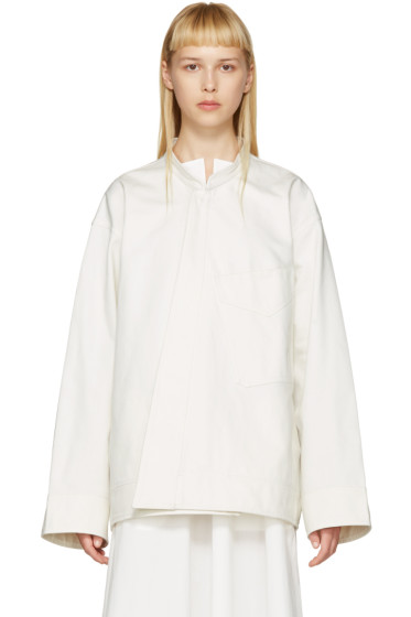 Lemaire - Off-White Vareuse Jacket