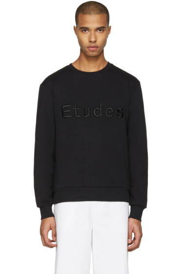 Etudes - Black Etoile Pullover