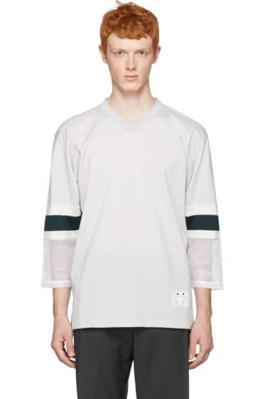 Toga Virilis - Grey Pile Pullover