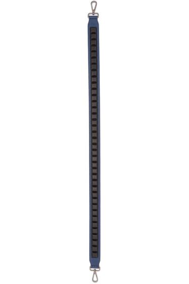 Fendi - Navy & Black 'Strap You' Shoulder Strap