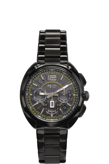 Fendi - Black Momento Watch