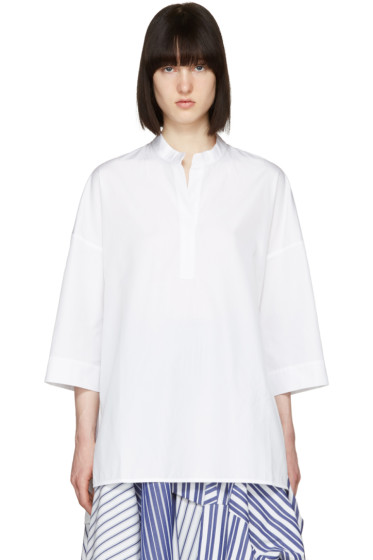Atea Oceanie - White Madison Shirt